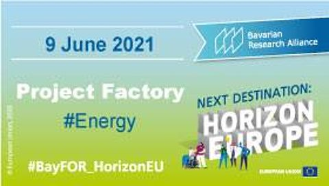 BayFOR Project Factory Energy 2021