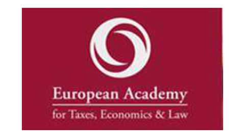 Logo European Academy for Taxes, Economics and Law