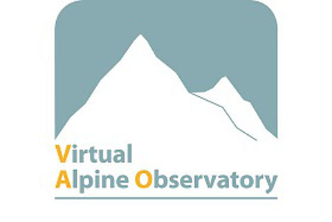 Logo of the Virtual Alpine Observatory