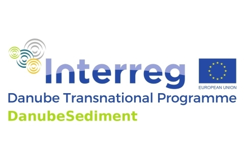 [Translate to Englisch:] Danube Sediment Logo