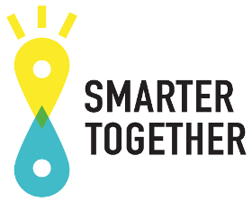 Logo EU-Projekt SMARTER TOGETHER