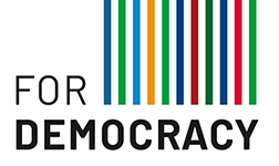 Logo For Democracy