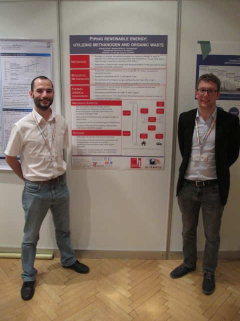 WKS Young Energy Researchers Conference Wels 2019
