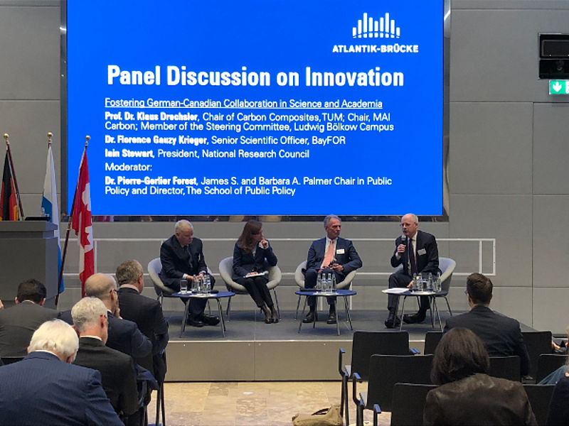 Panel Discussion on Innovation